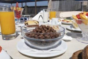 Breakfast_Hotel milos Resort_Milos